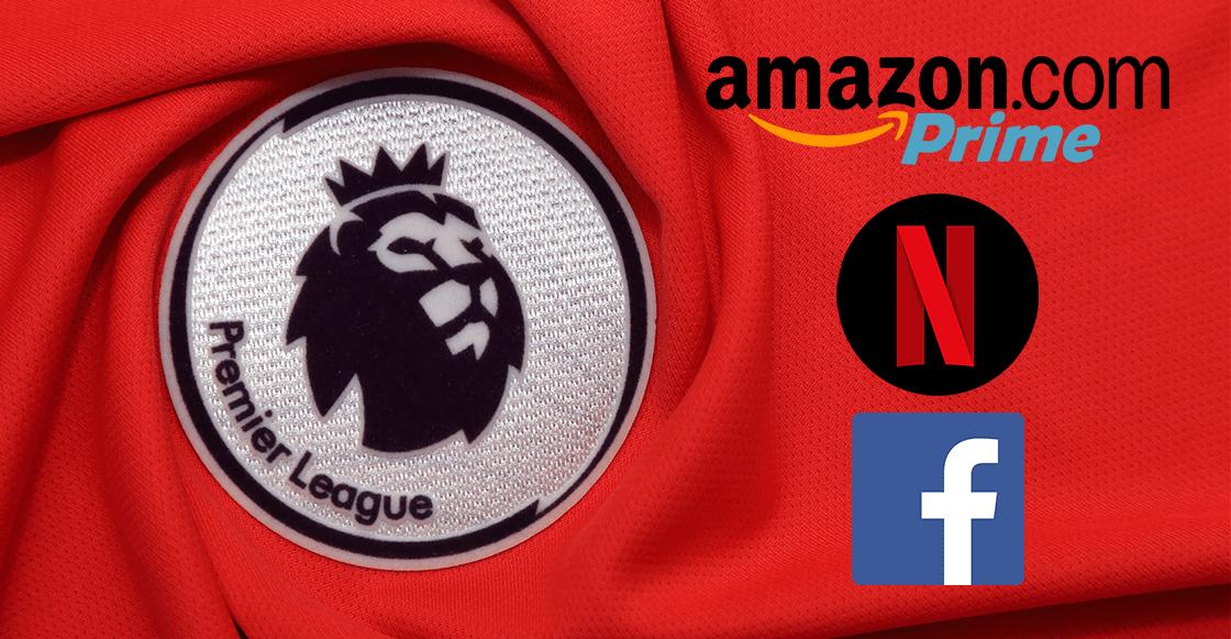 Netflix, Amazon Prime o Facebook, el futuro de las transmisiones de Premier League