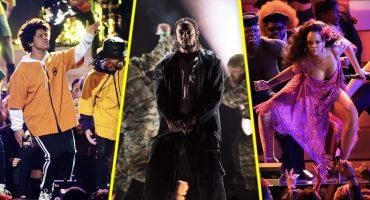 Estas fueron las 'mejores' presentaciones en vivo de los Grammy 2018