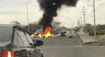 Miércoles negro: continúan las balaceras y los bloqueos en Reynosa