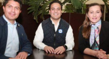 Exalcalde inhabilitado olvida acusaciones y avala candidatura de esposa de Moreno Valle