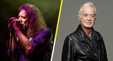 Robert Plant cierra la posibilidad de trabajar con Jimmy Page y Led Zeppelin 😭