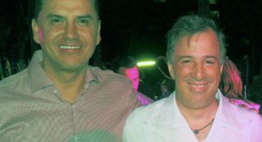 Roberto Sandoval y José Antonio Meade