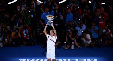 ¡Roger Federer se queda con el Abierto de Australia!