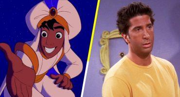 WTF?! Disney oscureció la piel de sus actores blancos para el live action de 'Aladdin'