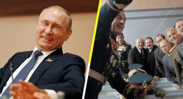 Rusia siendo Rusia: prohibido 'reírse' con la película 'The Death of Stalin'