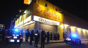 Se reportan intentos de saqueos en Ecatepec, al menos 11 detenidos