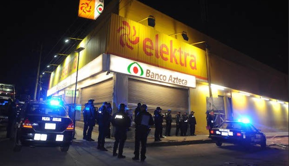 Intentos de saqueos en Ecatepec