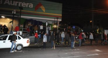 Continúan los intentos de saqueo en Estado de México, van 83 detenidos