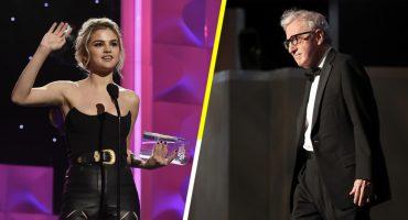 Que siempre ya no, joven: Selena Gomez también dona su salario por película con Woody Allen