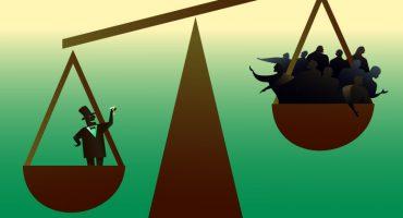 Tiempos de desigualdad en el mundo