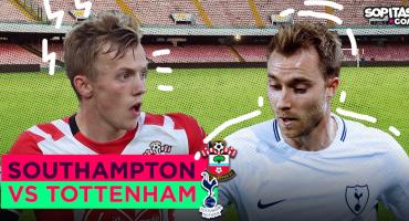 Southampton le sacó un punto al Tottenham
