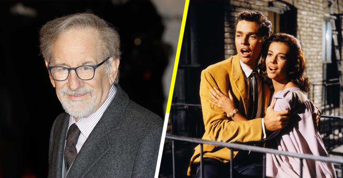 In America! Steven Spielberg hará el remake de 'Amor sin barreras'
