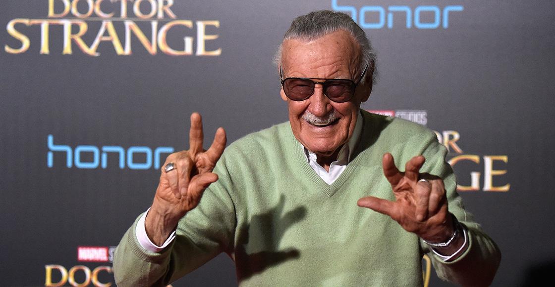 Stan Lee, de 95 años, es acusado de acoso sexual por enfermeras