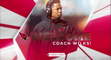 Steve Wilkis es el nuevo head coach de los Arizona Cardinals