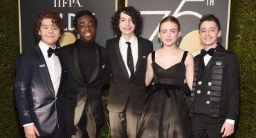 #TimesUp: ¡Acá los que vistieron de negro en los Golden Globes 2018 como protesta!