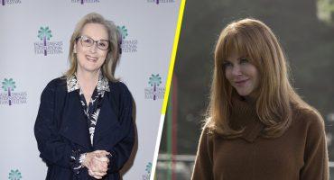 Meryl Streep se une al elenco de la segunda temporada de 'Big Littles Lies'