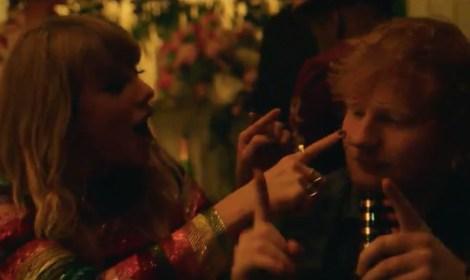 """Taylor Swift se va de fiesta con Future y Ed Sheeran en """"End Game"""""""