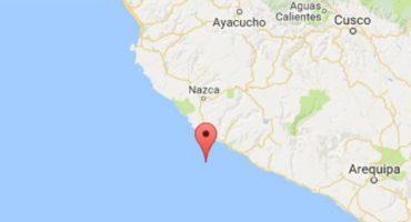 Perú despierta por terremoto de magnitud 7.1; hay dos muertos y 65 heridos