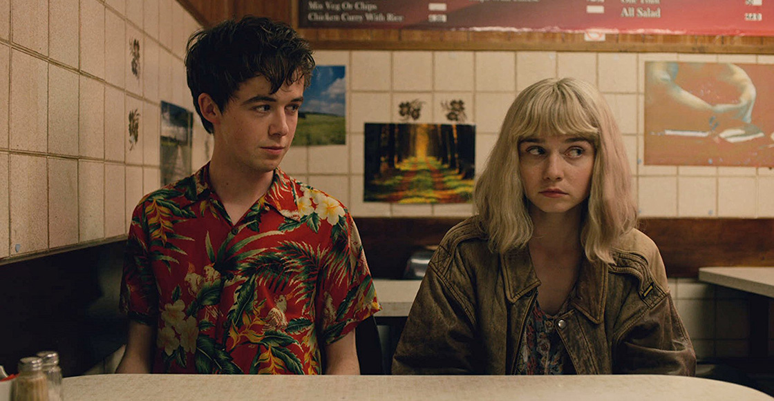 Un LadyBirdzaso: 'The End of the F***ing World' recibe un 100 en Rotten Tomatoes