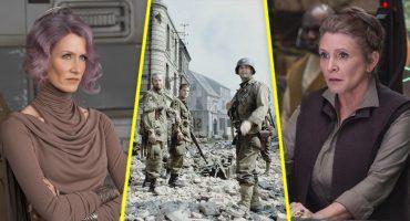 Si no hay mujeres en 'The Last Jedi'… entonces no hay hombres en 'Salvando al Soldado Ryan'
