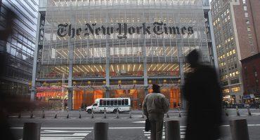 El poderoso comercial que estrenó el New York Times en la entrega de los Globos de Oro