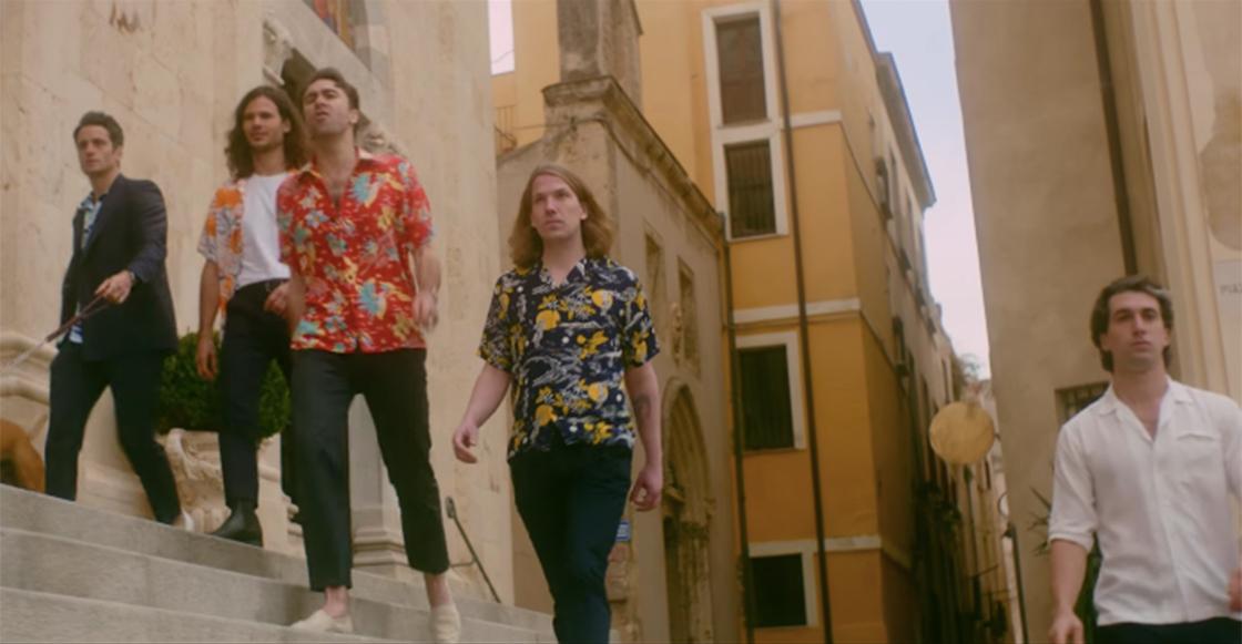 The Vaccines se pasean por las calles de Sardinia en su nuevo video