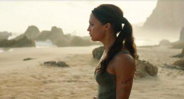 ¡Paka, puk, pik! Mira el nuevo tráiler de 'Tomb Raider' con Alicia Vikander