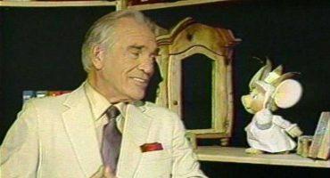 Un día como hoy nació Raúl Astor, el acompañante de Topo Gigio... ¿Lo recuerdas?