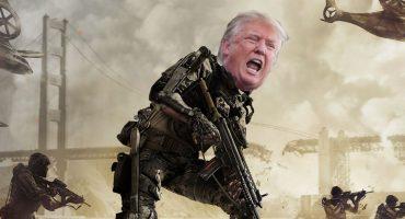 WTF?! Trump asegura que vendió naves que sólo existen en Call of Duty