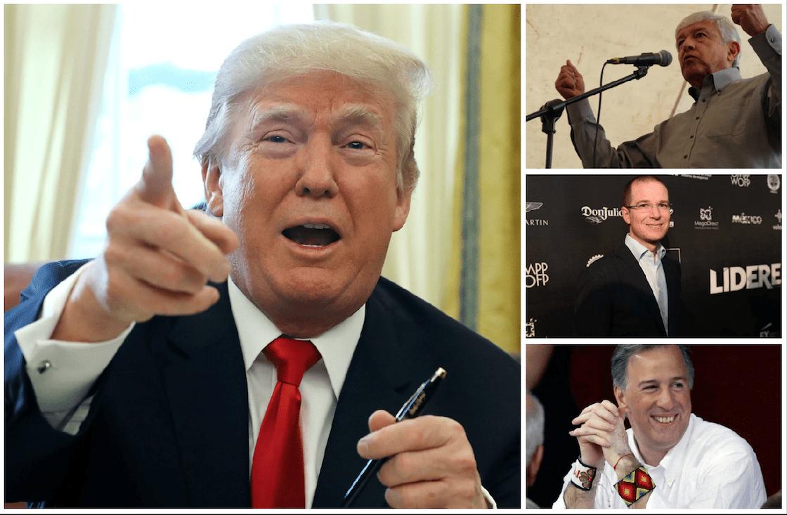 ¿Qué dijeron los precandidatos sobre los comentarios de Donald Trump?