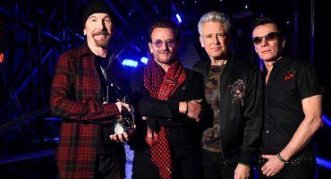 U2 no dará un show en los Grammy 2018, al menos no en vivo 