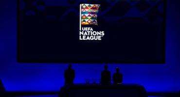 Así quedaron los grupos de la UEFA Nations League