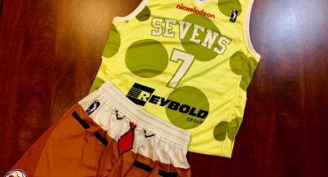 Porque nadie lo pidió, equipo de la G-League sacó uniforme de Bob Esponja