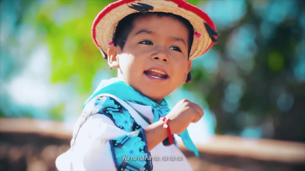 Yuawi, niño que interpreta canción en spot de MC