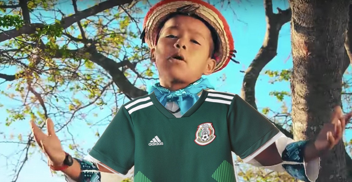 Yuawi está trabajando en una canción de la selección mexicana para el Mundial