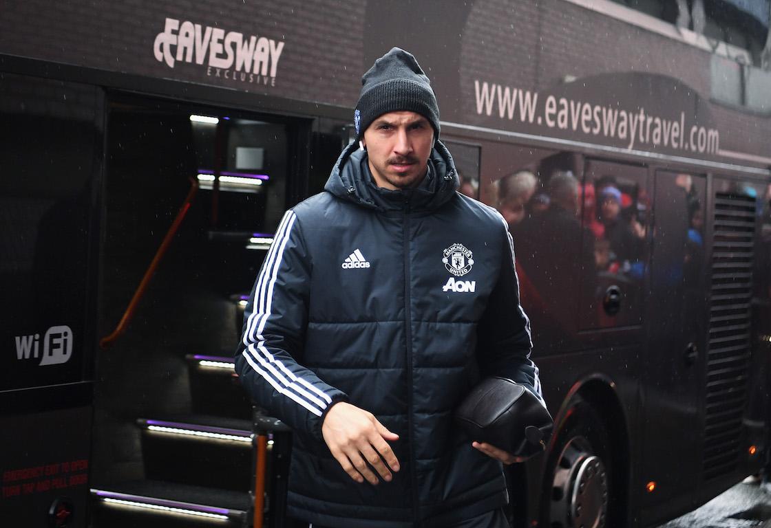¿Se acabó la luna de miel? Zlatan podría salir del Manchester United