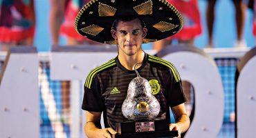 Una foto por cada uno de los 24 campeones del Abierto Mexicano de Tenis de la ATP