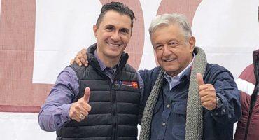 Exfutbolista Adolfo Ríos va por alcaldía de Querétaro con Morena