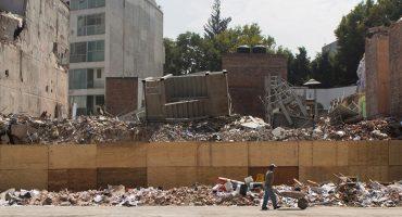 La construcción del memorial del 19-S se pospone, recursos serán reorientados