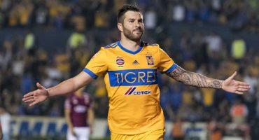 Tigres le regaló 3 puntos de cumpleaños al Tuca en un partidazo