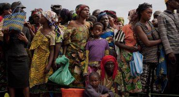 Crisis humanitaria en el Congo de proporciones
