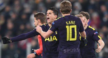 Tras un duelazo contra Juventus, Tottenham sacó un gran resultado de Italia