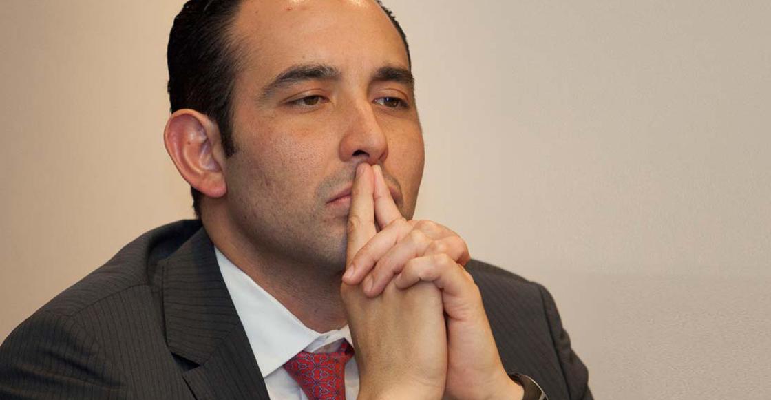 'No ando buscando el hueso en ninguna campaña política': Gil Zuarth deja el Senado