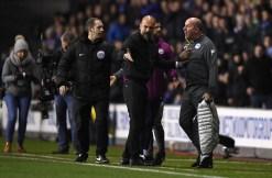¡El Manchester City quedó fuera de la FA Cup contra el Wigan de Tercera!