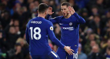Chelsea ganó fácil y Antonio Conte respira tranquilo con los 3 puntos