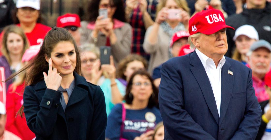 Otro más: renuncia la jefa de comunicaciones de la Casa Blanca por 'mentiras blancas'