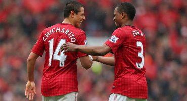 Patrice Evra podría reencontrarse con el Chicharito en West Ham