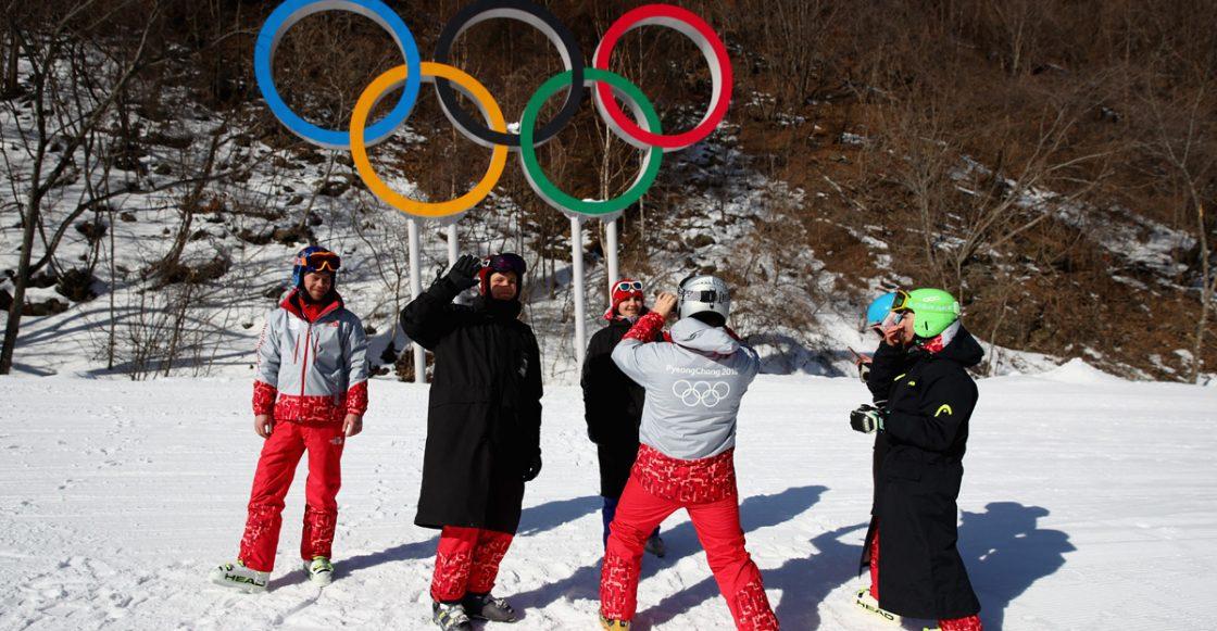 Donde ver los Juegos Olímpicos de Pyeongchang