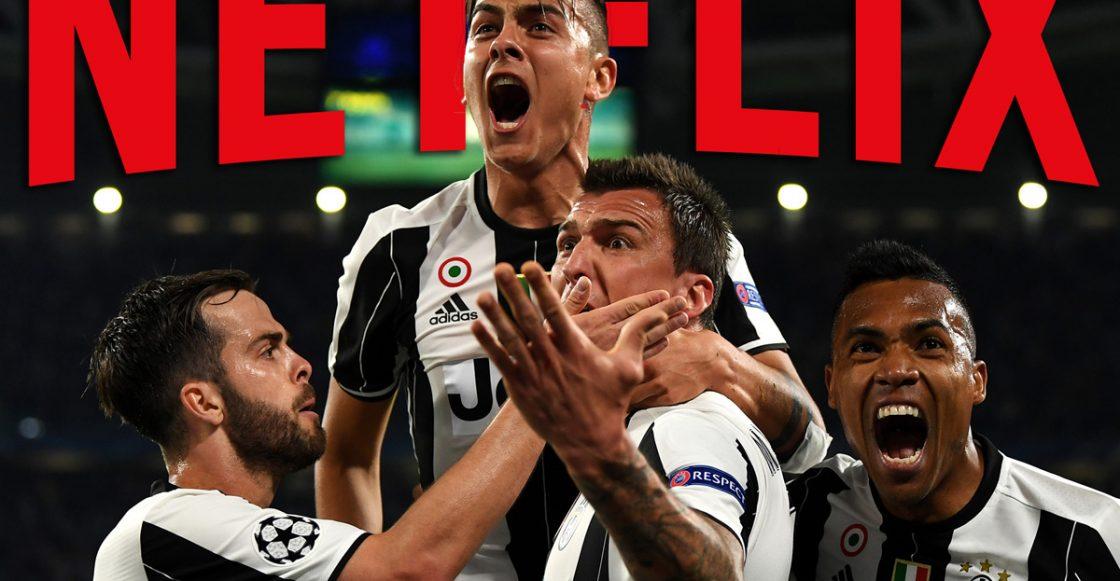 Documental de Netflix sobre la Juventus