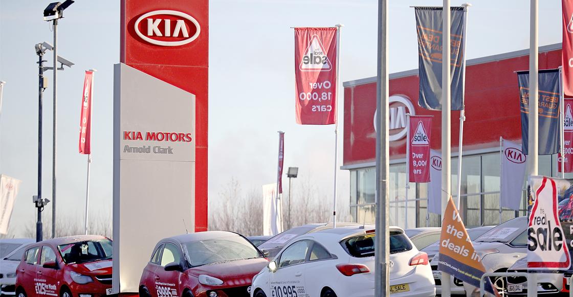 7 millones de pesos como multa a Kia Motors por automóviles sin certificación ambiental